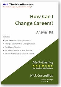 How Can I Change Careers?