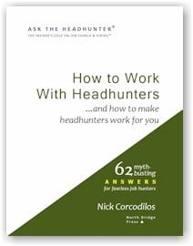 how to work with headhunters